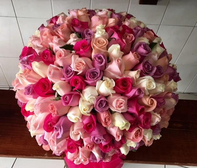 Canastas De Flores Para Decoración Yaakun Flores