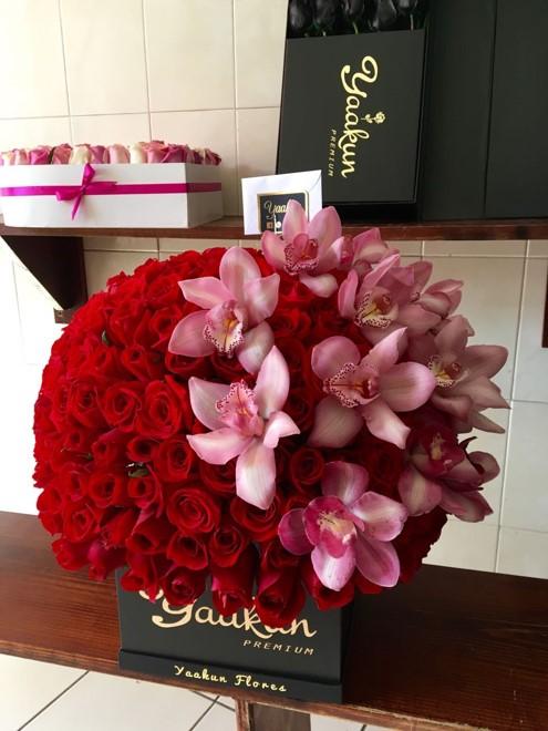 Arreglos De Orquideas Yaakun Flores