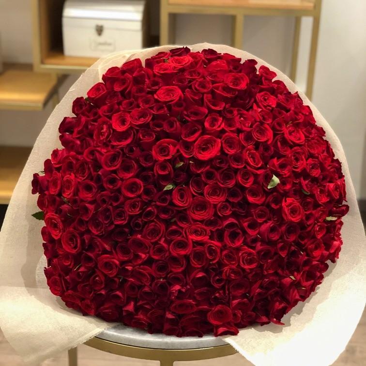 Ramo de 300 rosas amor mío