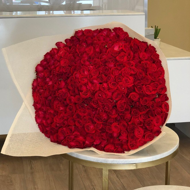 Ramo de 360 rosas amor mío
