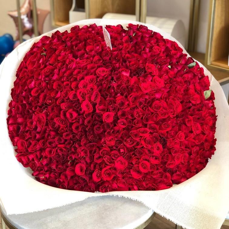 Ramo de 600 rosas amor mío
